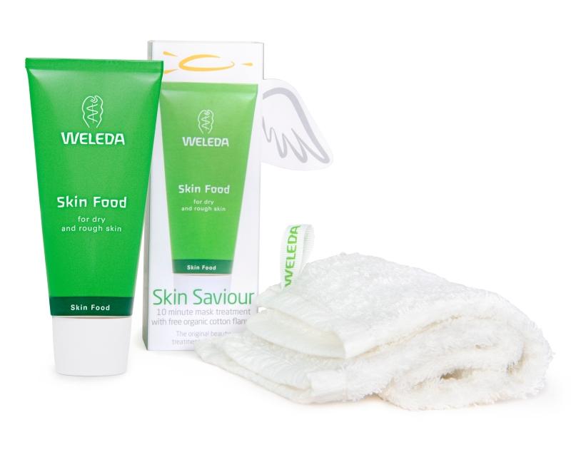 Skin Food Saviour - with contents